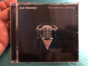 Cut Chemist – The Audience's Listening / Warner Bros. Records Audio CD 2006 / 9362-48559-2