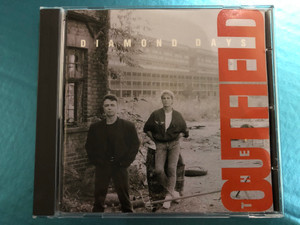 Diamond Days - The Outfield / MCA Records Audio CD 1990 / MCAD-10111