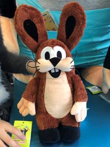 Hare 39cm - Little Mole and friends / Zajíc 39cm - Krtek a kamarádi / Hase 39cm - Der kleine Maulwurf und Freunde / Nyuszi 39cm - Kisvakond és barátok / 45907A / Ages 0+ (8590121459075)