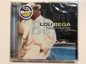 Lou Bega - King of Mambo / BMG Ariola Audio CD 2002 / Mambo no. 5, I got a girl, Money, Beauty on the TV-Screen, Trick, tricky / FSTI 3486 (828765075824.)