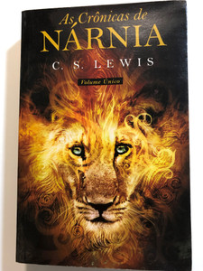 As Cronicas de Nárnia by C. S. Lewis / Portuguese edition of The Complete Chronicles of Narnia / Com ilustracoes de - With Illustrations by Pauline Baynes / Paperback / Martins Fontes 2011 / Translated by Paulo Mendes Campos, Siléda Steuernagel (9788578270698)