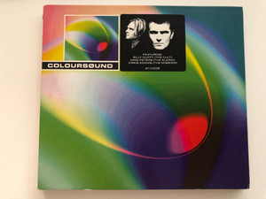 Coloursøund / Featuring: Billy Duffy (The Cult), Mike Peters (The Alarm), Craig Adams (The Mission) / The Twenty First Century Recording Company Audio CD 1999 / 21C008