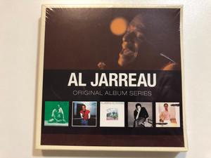 Al Jarreau – Original Album Series / Rhino Records 5x Audio CD 2011 / 8122797697