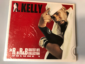 R. Kelly – The R. In R&B Greatest Hits Collection: Volume 1 / Jive Audio CD 2007 / 88697046612