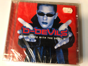 D-Devils – Dance With The Devil / Record Express Audio CD 2001 / 943.947-2