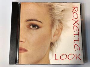 Roxette – The Look / Stentor Audio CD 1992 / STEN 91.081