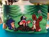 Pillow Little Mole 45x30cm, readers / Polštář Krtek 45x30cm, čtenáři / Kissen Maulwurf 45x30cm, Leser / Kisvakond párna, olvasók / 99914A (8590121502795)