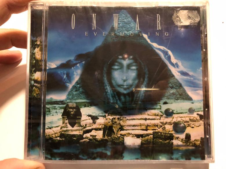 Onward – Evermoving / Century Media Audio CD 2001 / 77302-2