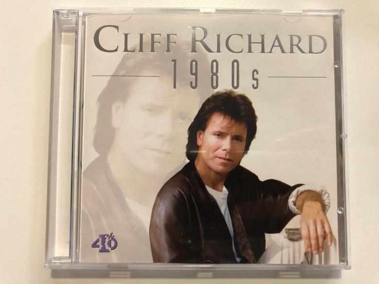 Cliff Richard – 1980s / Disky Audio CD 1999 / DC 854712