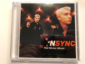 *NSYNC – The Winter Album / BMG Audio CD 1998 / 74321 58816 2