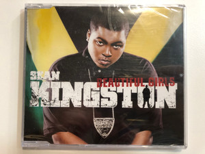 Sean Kingston – Beautiful Girls / Beluga Heights Audio CD 2007 / 88697162382