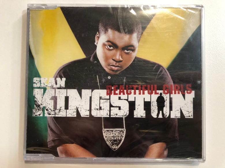 Sean Kingston – Beautiful Girls / Beluga Heights Audio CD 2007 / 88697162382