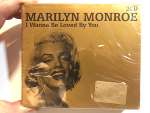 Marilyn Monroe - I Wanna Be Loved By You / Gold Box 2x Audio CD 2004 / GB225