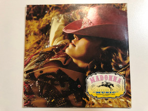 Madonna – ''Music'' / Warner Bros. Records Audio CD 2000 / 5439-16838-2