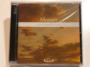 Mozart - Piano Concertos Nos 21 & 23 / Hallmark Classical Audio CD 2002 / 701582