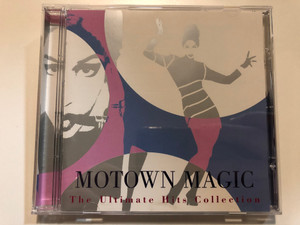 Motown Magic: The Ultimate Hits Collection / Motown Audio CD 1994 / 530 457 - 2