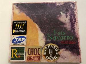 Fats Navarro – Nostalgia / Dreyfus Jazz Audio CD 2001 / FDM 36736-2