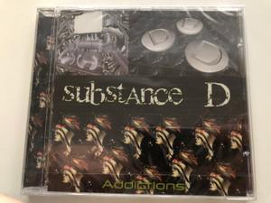 Substance D. – Addictions / Noise International Audio CD 1999 / N 0315-2