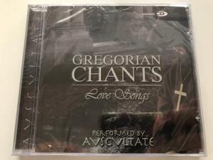 Gregorian Chants - Love Songs / Performed by Avscvltate / Elap Audio CD 2003 / 50020122