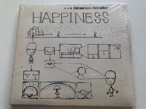 Sébastien Schuller – Happiness / Catalogue Audio CD 2005 / Ref: 93