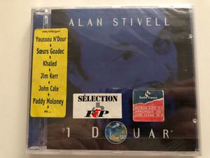 Alan Stivell – 1 Douar / With: Youssou N'Dour, Sœurs Goadec, Khaled, Jim Kerr, John Cale, Paddy Moloney,... / Disques Dreyfus Audio CD 1998 / FDM 36 209-2