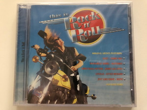 This Is Rock 'n' Roll / Original Artists Featuring: Dizzy - Tommy Roe, Rockabilly Rebel - Matchbox, Great Balls Of Fire - Jerry Lee Lewis, Lucille - Little Richard, Just Like Eddie - Heinz, and many more / Time Music Audio CD / 5033606005228