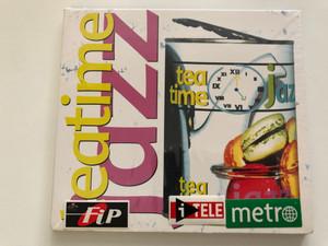Teatime Jazz / Dreyfus Jazz Audio CD 2005 / FDM 36680-2