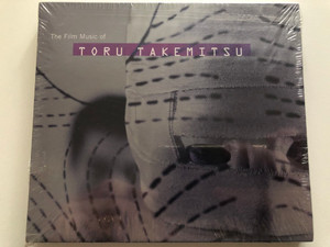 The Film Music Of Toru Takemitsu / Nonesuch Audio CD / 7559-79404-2