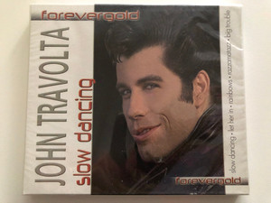 John Travolta – Slow Dancing / Forever Gold / Slow Dancing, Let Her In, Rainbows, Razzamatazz, Big Trouble / LMM Audio CD 2006 / 2701612