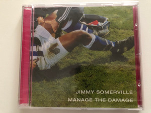 Jimmy Somerville – Manage The Damage / Record Express Audio CD 1999 / REC 255093-2