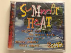 Summer Heat / Disky 2x Audio CD 1997 / DC 880022