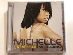 Michelle Williams – Unexpected / Sony BMG Music Entertainment Audio CD 2008 / 88697 35702 2