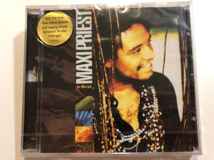 Maxi Priest – Fe Real / Incl. the hits: One more chance, Just Wanna know, Groovin' in the midnight / Disky Audio CD 1996 / VI 874772