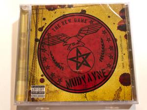 The New Game - Mudvayne / Case File - 12:97:24:99 / Epic Audio CD 2008 / 88697 01295 2
