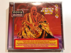MandinGroove - Cheick Tidiane Seck / Universal Music Publishing France Audio CD 2003 / 980 117-1