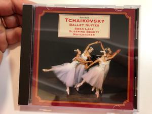 Pyotr Ilyich Tchaikovsky – Ballet Suites: Swan Lake, Sleeping Beauty, Nutcracker / Autograph Audio CD 1997 / MAC CD 928
