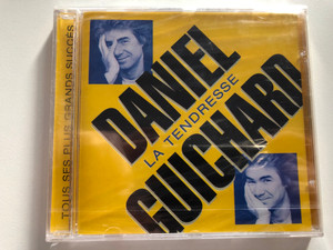 Daniel Guichard – La Tendresse / Disques Dreyfus Audio CD 1996 / FDM 36127-2