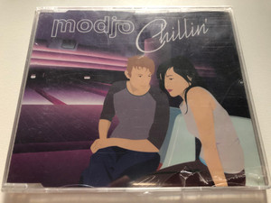 Modjo - Chillin' / Universal Music Audio CD 2001 / 587 848-2