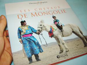 Les Chevaux De Mongolie / Mongolian Nomadic Horses
