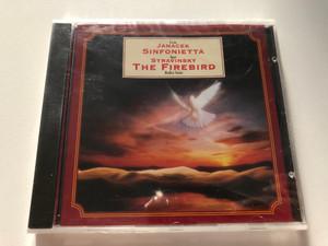 Leos Janacek: Sinfonietta, Igor Stravinsky: The Firebird (Ballet Suite) / Autograph Audio CD 1997 / MAC CD 923