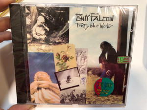 Billy Falcon – Pretty Blue World / Jambco Audio CD 1991 / 848 800-2