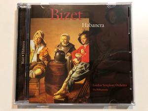 Bizet - Habanera / London Symphony Orchestra, The Philharmonia / A-Play Classics Audio CD 1996 / 9024-2