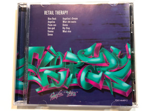 Retail Therapy - T.D.F. / Blue Rock, Angelica's Dream, Angelica, What She Wants, Pnom-Sen, Donna, Sno-God, Rip Stop, Sienna, What Else, Seven / Reprise Records Audio CD 1997 / 9362-46489-2
