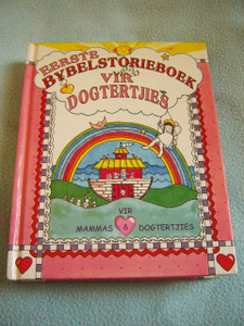 Afrikkans Language The Little Girls Bible Storybook for Mothers and Daughters