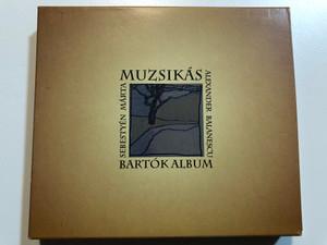 Muzsikás – Bartók Album / Sebestyén Márta, Alexander Balanescu / Muzsikás Audio CD 1998 / MU 001