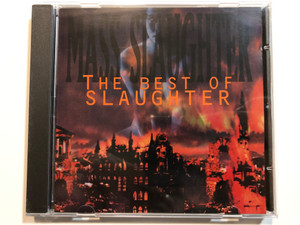 Mass Slaughter: The Best Of Slaughter / Chrysalis Audio CD 1995 / 724383269624