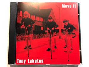Tony Lakatos – Move It / Fonó Records Audio CD 2002 / FA-205-2