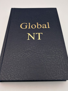 Global NT - Six Language New Testament / English - German - French - Spanish - Russian - Arabic / Parallel Texts / Hardcover Navy Blue 2020 / RBS (9789197982115)