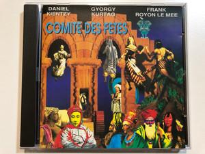 Comite Des Fetes / Daniel Kientzy, Gyorgy Kurtag, Frank Royon Le Mee / KRK Music Audio CD 1990 / KRK 751
