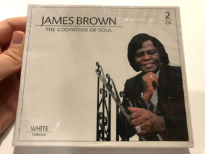 James Brown – The Godfather Of Soul / White Collection / Weton-Wesgram 2x Audio CD 2008 / WHITE206